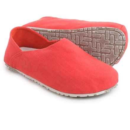 OTZ Shoes Linen Espadrilles (For Women) in Fiesta - Closeouts