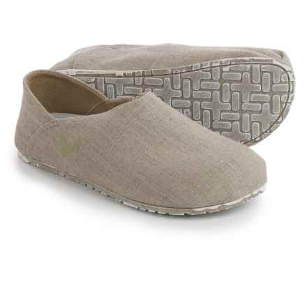 OTZ Shoes Linen Espadrilles (For Women) in Natural - Closeouts
