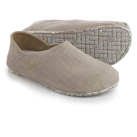 OTZ Shoes Linen Espadrilles (For Women) in Natural - Closeouts