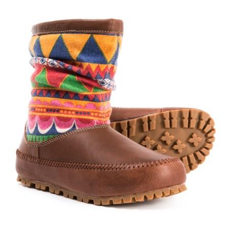 7c1f4e811 OTZ Shoes OG Baggie Boots (For Women) in Vegtan Saddle Sami