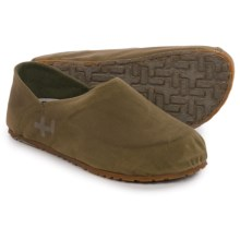 OTZ Shoes Waxed Canvas Espadrilles (For Women) in Moss - Closeouts