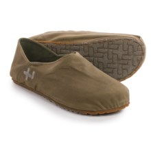 OTZ Shoes Waxed Espadrilles (For Men) in Moss - Closeouts