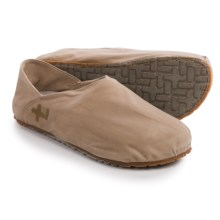 OTZ Shoes Waxed Espadrilles (For Men) in Wheat - Closeouts
