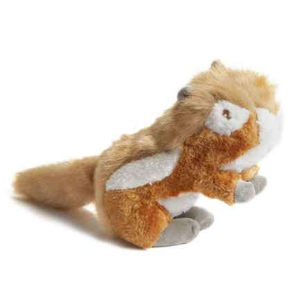 Outback Jack Grunting Chipmunk Plush Dog Toy in Brown - Closeouts