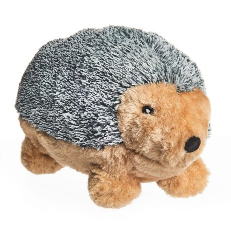 Outback Jack Plush Hedgehog Dog Toy