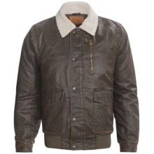 Outback Trading Bush Pilot Jacket (For Men) in Brown - Closeouts