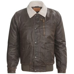 Outback Trading Bush Pilot Jacket (For Men) in Brown