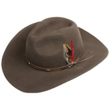 Outback Trading Maverick Crushable Hat - UPF 50 (For Men and Women) in Brown - Closeouts