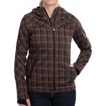 Outback Trading Oxley Soft Shell Jacket (For Women) in Pink - Closeouts