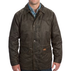 Outback Trading Ranchers Jacket (For Men) in Black