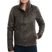 Outback Trading Sugar and Spice Canyonland Jacket - Insulated (For Women) in Black - Closeouts