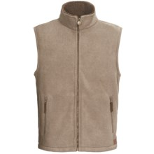 Outback Trading Summit Vest - Fleece (For Men and Women) in Birch - Closeouts