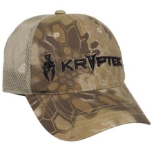 Outdoor Cap Kryptek® Logo Baseball Cap (For Men) in Highlander - Closeouts