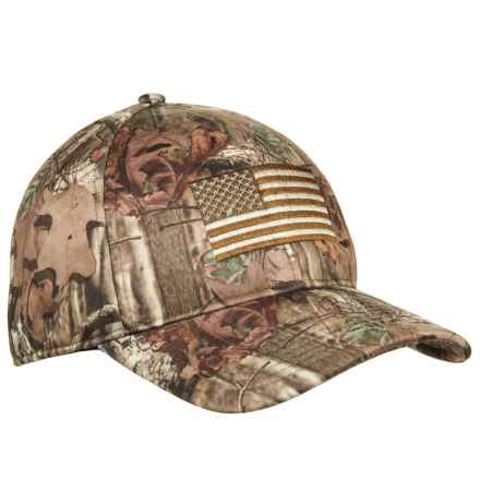 Outdoor Cap Kurt SP Mossy Oak® Break-Up® Infinity Duraface Baseball Cap (For Men) in Mossy Oak Break-Up Infinity - Closeouts