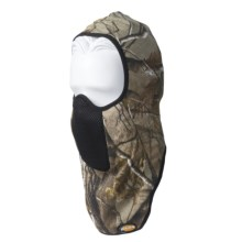Outdoor Cap Polar Wrap Camo Exchanger FHC Full Mask (For Men and Women) in Realtree Ap - Closeouts