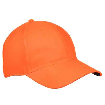 Outdoor Cap Six-Panel OC Gear Baseball Cap (For Men) in Blaze - Closeouts
