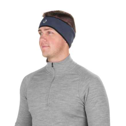 Outdoor Designs Chillilugs Polartec® Headband (For Men and Women) in Navy - Closeouts