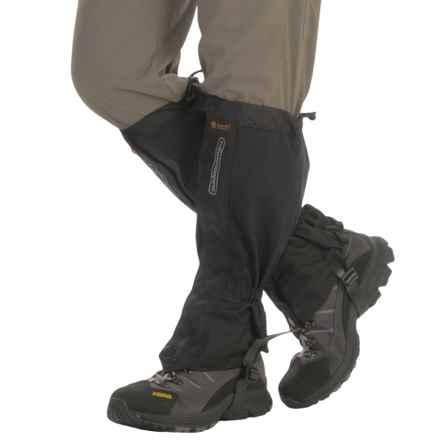 Outdoor Designs Perma Gaiters - Waterproof (For Women) in Black - Closeouts
