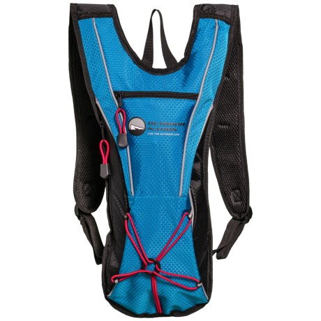 Outdoor Nation Hydration Pack - 50 fl.oz. in Blue