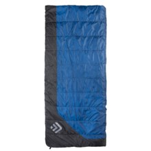 Outdoor Products 20°F Modular Sleeping Bag - Rectangular in Estate Blue - Closeouts
