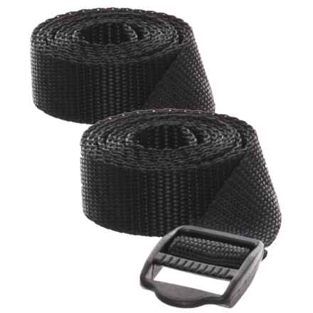 Outdoor Products Accessory Strap - 2-Pack, 3' in Black - Closeouts