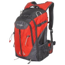 Outdoor Products Cross Breeze 31L Backpack in Red - Closeouts