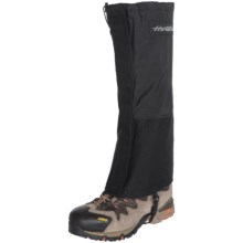 "Outdoor Products Cross Country Gaiters - 18"" in Black - Closeouts"