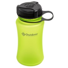 Outdoor Products Cyclone Water Bottle - BPA-Free, 17 fl.oz. in Lime - Closeouts