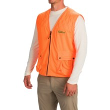 Outdoor Products Mesh Field Vest in Blaze Orange - Closeouts