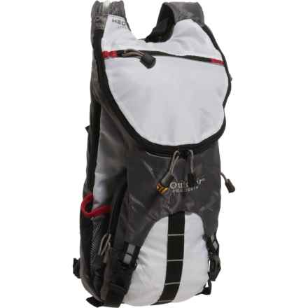 Outdoor Products Ripcord 3.6 L Hydration Backpack - 2 L Reservoir