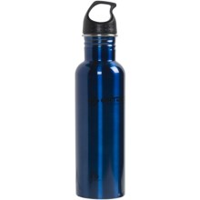 Outdoor Products Stainless Steel Water Bottle - 0.75L in Blue - Closeouts