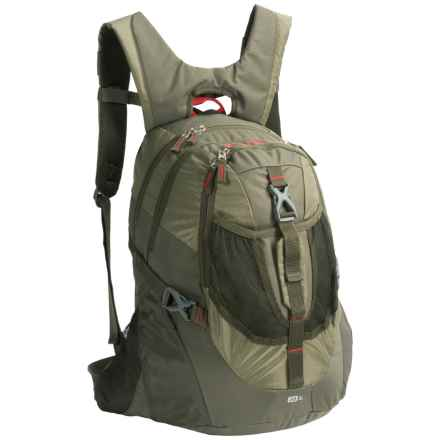 Outdoor Products Vortex 8.0 30L Backpack in Medium Green - Closeouts