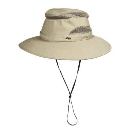 Outdoor Research Acacia Hat - UPF 50+, Organic Cotton (For Men and Women) in Barley - Closeouts