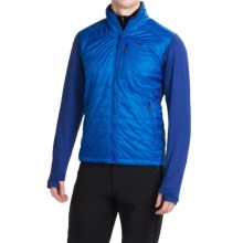 Outdoor Research Acetylene Jacket - Insulated (For Men) in Glacier/Baltic - Closeouts