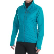 Outdoor Research Acetylene Jacket - Insulated (For Women) in Alpine Lake/Abyss - Closeouts