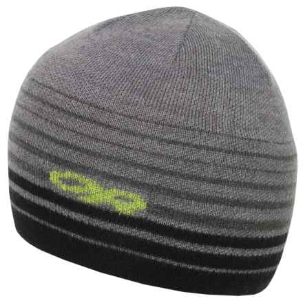 Outdoor Research Adapt Face Mask Beanie (For Men) in Black - Closeouts