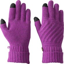 Outdoor Research Addison Sensor Gloves - Touch-Screen Compatible (For Women) in Ultraviolet - Closeouts
