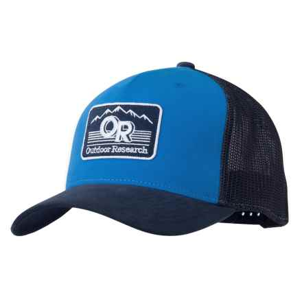 Outdoor Research Advocate Trucker Hat in Glacier - Closeouts