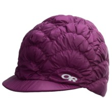 Outdoor Research Aria Down Beanie - 650 Fill Power (For Women) in Orchid - Closeouts