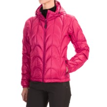 Outdoor Research Aria Down Hooded Jacket - 650 Fill Power (For Women) in Desert Sunrise - Closeouts