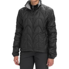 Outdoor Research Aria Down Jacket - 650 Fill Power (For Women) in Black - Closeouts