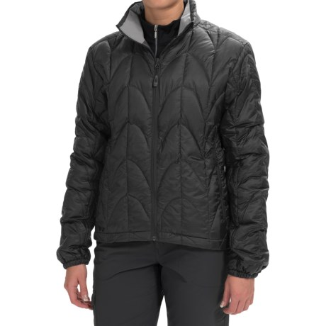 Outdoor Research Aria Down Jacket - 650 Fill Power (For Women) in Black