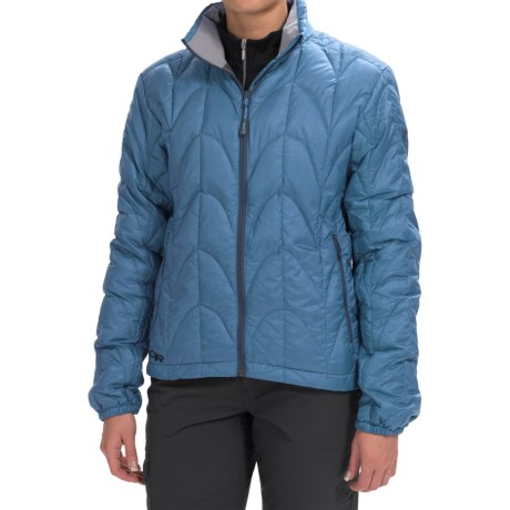 Outdoor Research Aria Down Jacket - 650 Fill Power (For Women) in Cornflower