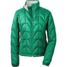Outdoor Research Aria Down Jacket - 650 Fill Power (For Women) in Emerald - Closeouts
