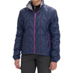 Outdoor Research Aria Down Jacket - 650 Fill Power (For Women) in Night/Ultraviolet