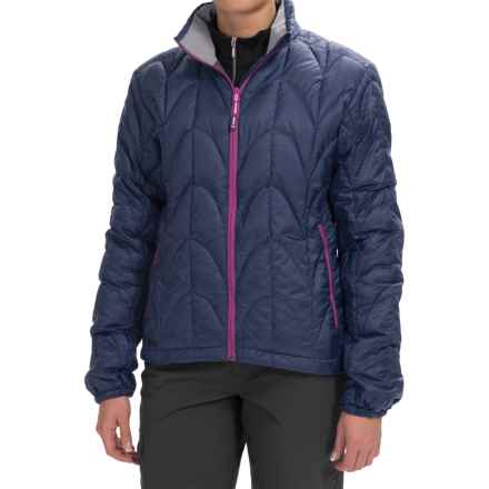 Outdoor Research Aria Down Jacket - 650 Fill Power (For Women) in Night/Ultraviolet - Closeouts