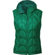 Outdoor Research Aria Down Vest - 650 Fill Power (For Women) in Emerald - Closeouts