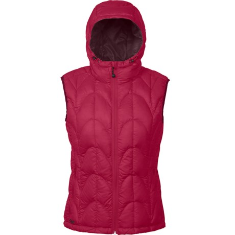 Outdoor Research Aria Down Vest - 650 Fill Power (For Women) in Trillium