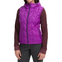 Outdoor Research Aria Down Vest - 650 Fill Power (For Women) in Ultraviolet - Closeouts