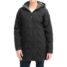 Outdoor Research Aria Storm Parka - 650 Fill Power (For Women) in Black - Closeouts